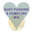 Scoops Suet Pudding and Dumpling Mix
