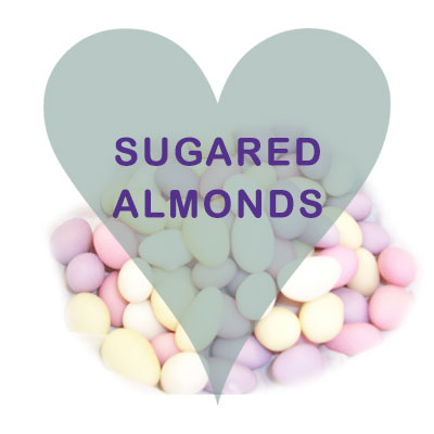 Scoops Sugared Almonds