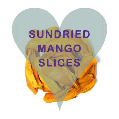 Scoops Sun dried Mango Slices