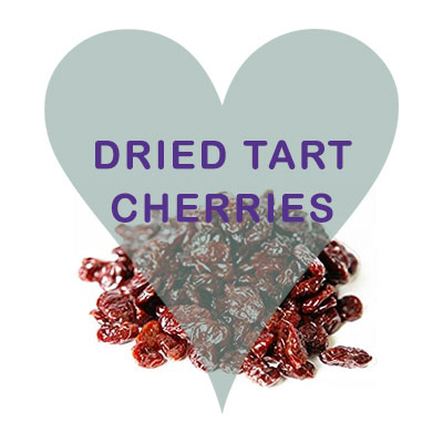 Scoops Dried Tart Cherries