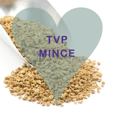 Textured Vegetable Protein TVP Mince