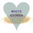 Scoops White Quinoa