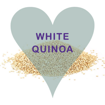 Scoops White Quinoa