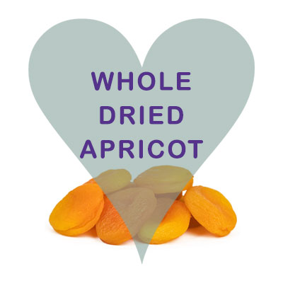 Scoops Whole dried Apricots
