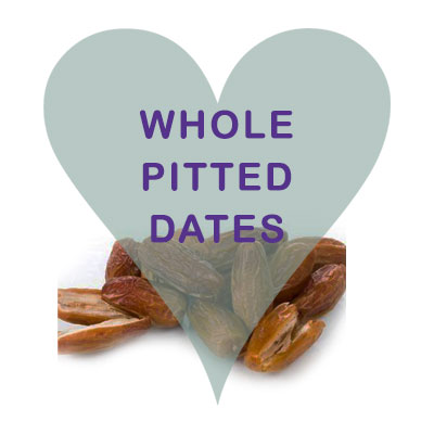 Scoops Whole Pitted Dates