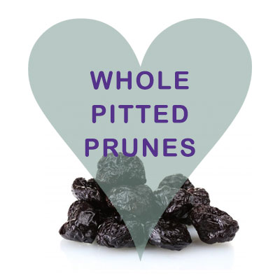 Scoops Whole Pitted Prunes