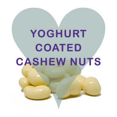Scoops Yogurt coated Cashew Nuts