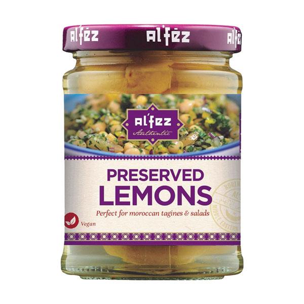 Al'fez Preserved Lemons
