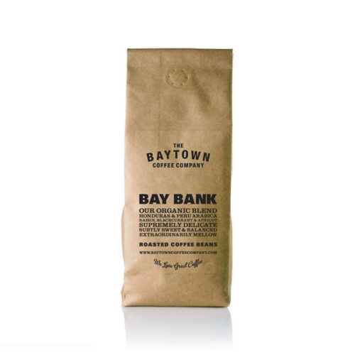 Baytown Coffee Co Bay Bank Coffee