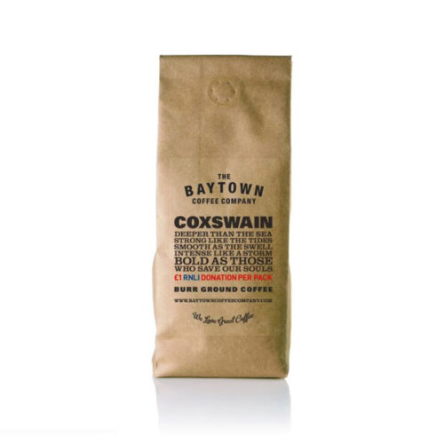 Baytown Coffee Co Coxswain