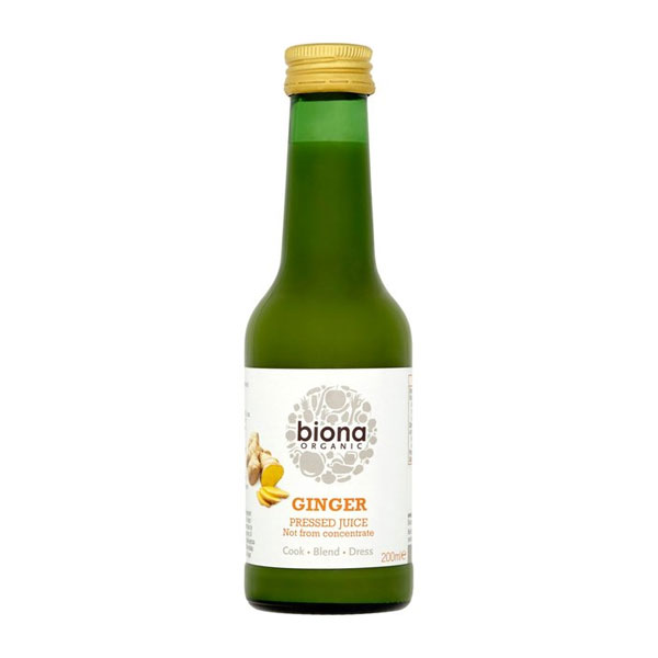 Biona Organic Ginger Pressed Juice