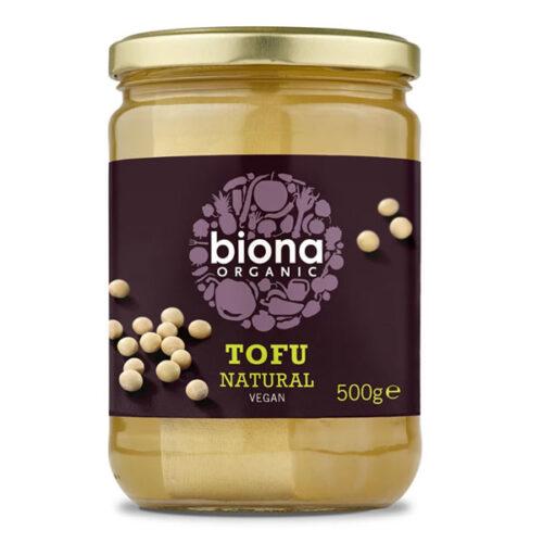 Biona Organic Tofu Natural