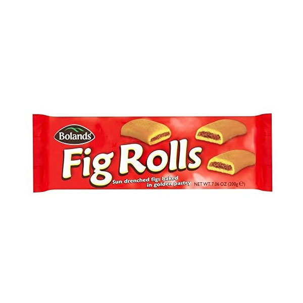 Boland's Fig Rolls