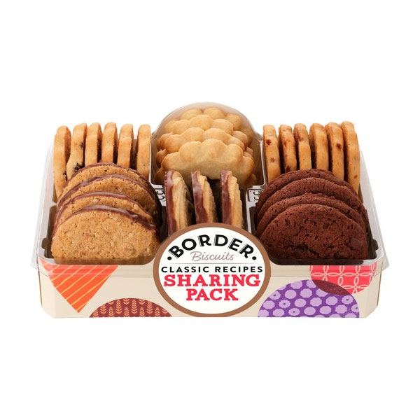 Border Biscuits – Classic Recipes Sharing Pack