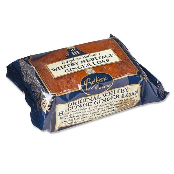 Botham's Whitby Heritage Ginger Loaf