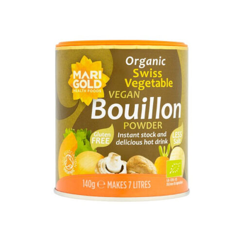 Bouillon Swiss Vegetable Powder vegan