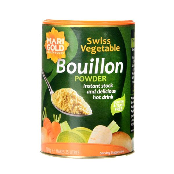 Bouillon Swiss Vegetable Powder
