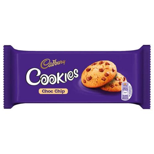 Cadbury's Choc Chip Cookies