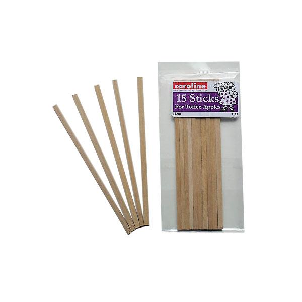 Caroline 14cm Sticks for Toffee Apples