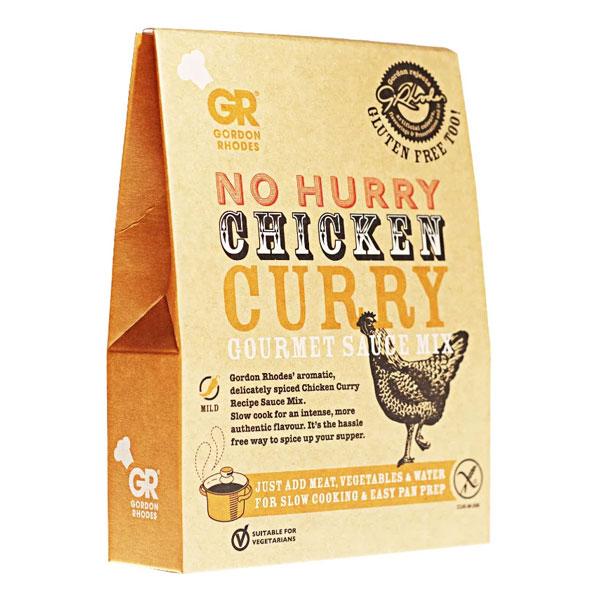 Chicken Curry Gourmet Sauce Mix