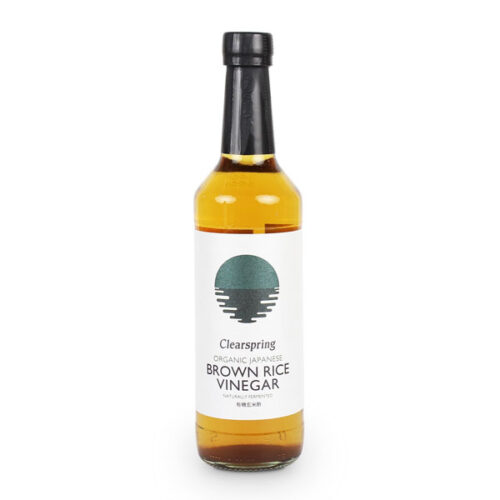 Clearspring Organic Japanese Brown Rice Vinegar