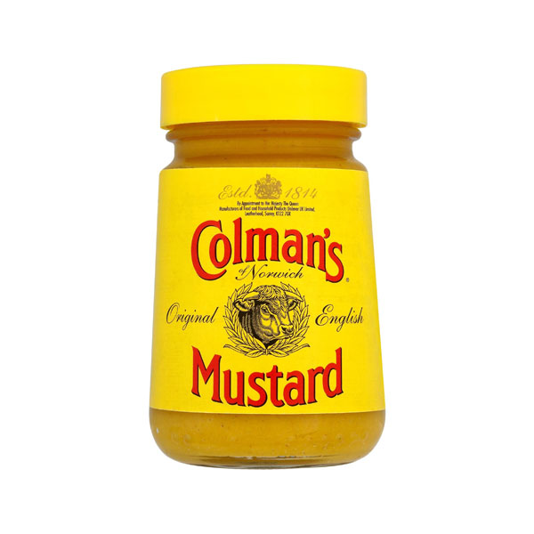 Coleman's of Norwich English Mustard
