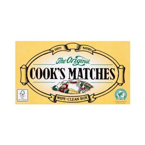 Cook's Matches Original