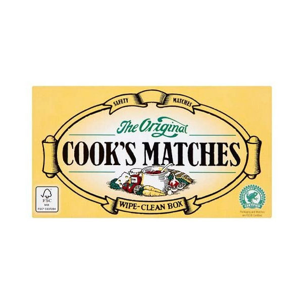 Cook's Matches Original