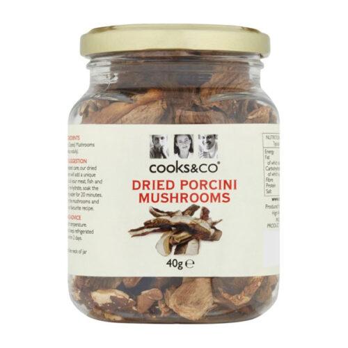 Cooks&Co Dried Porcini Mushrooms