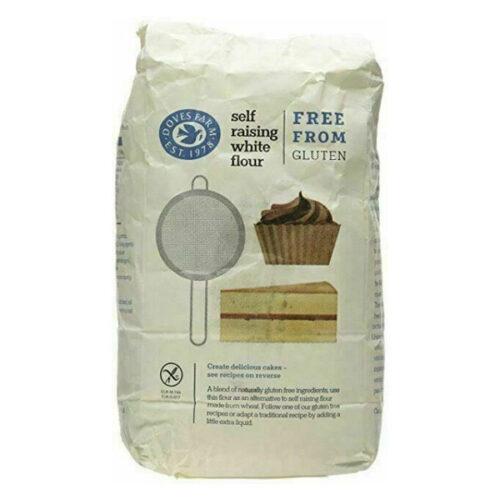 Doves Gluten Free Self Raising Flour