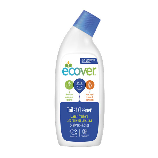 Ecover Toilet Cleaner Sea Breeze and Sage