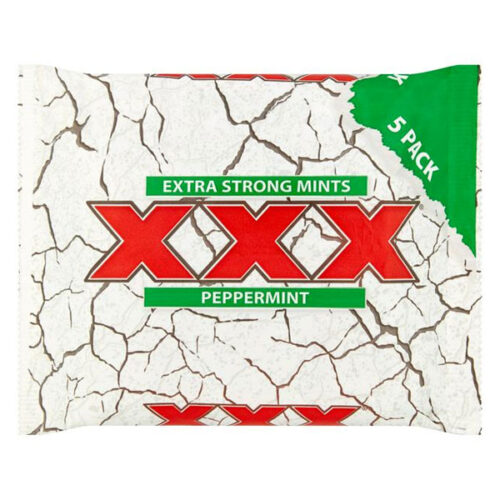Extra Strong Mints 5 Pack