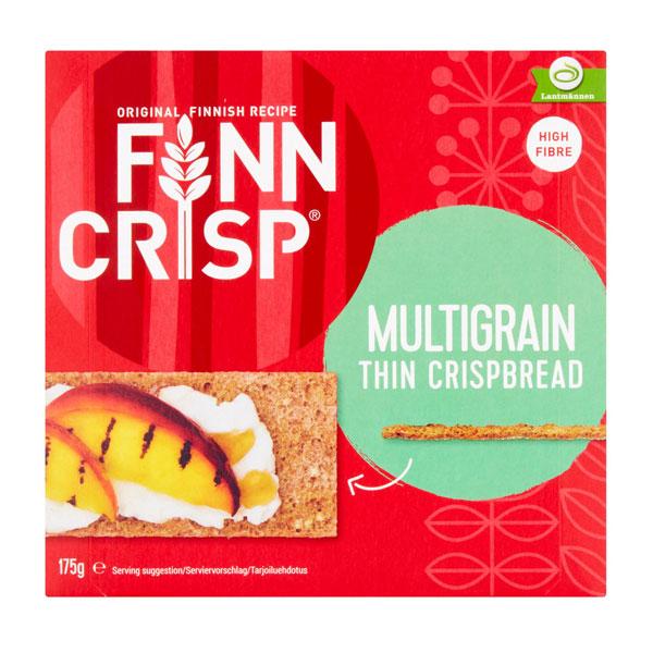 Finn Crisp Multigrain Thin Crispbread