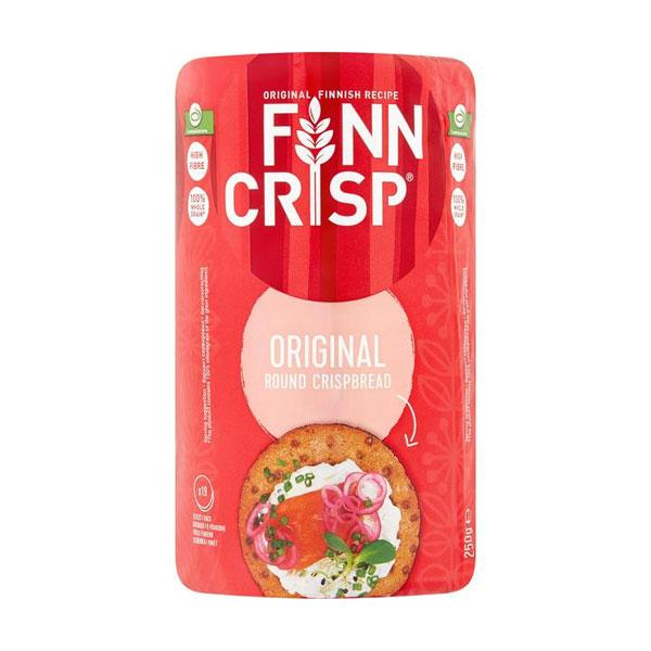 Finn Crisp Original Round Crisp Bread