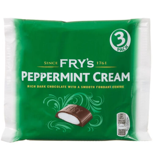 Fry's Peppermint Cream 3 pack