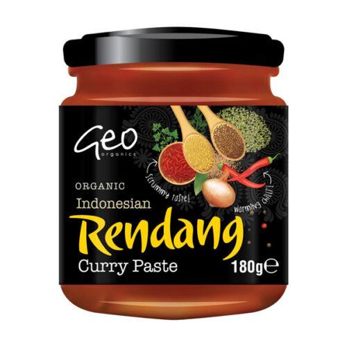 Geo Organic Rendang Curry Paste