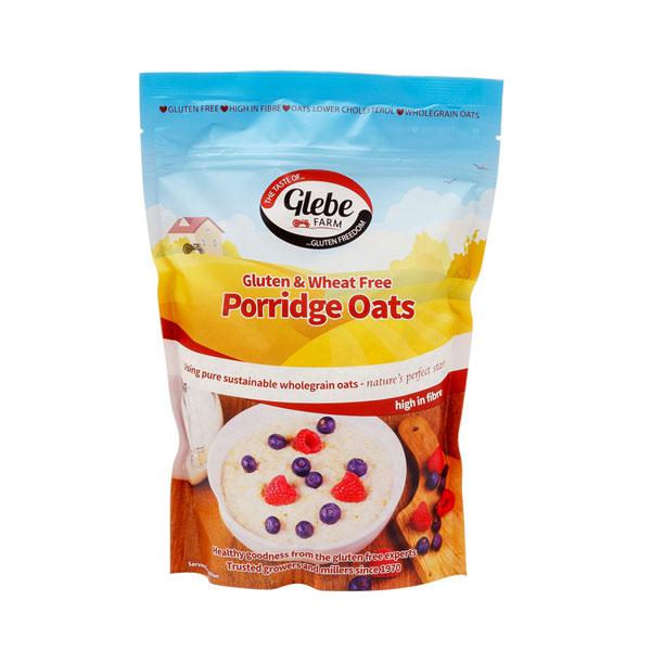 Glebe Farm Gluten Free Porridge Oats