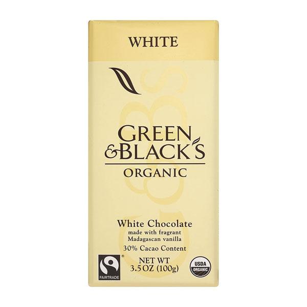 Green & Black's White Chocolate 30%