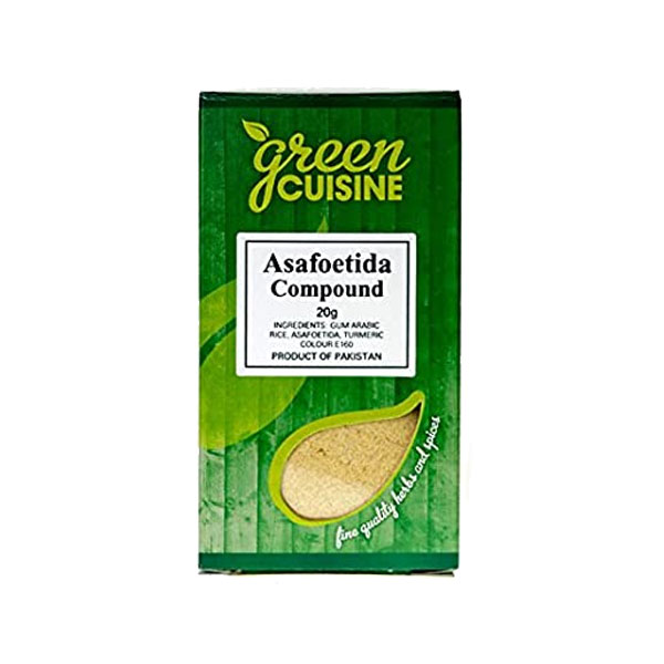 Green Cuisine Asafoetida Compound