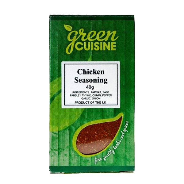 Green Cuisine Chicken Seasoning