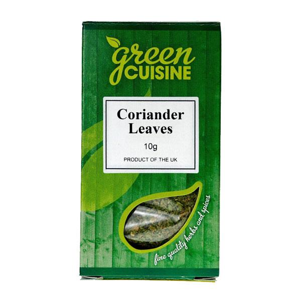 Green Cuisine Coriander Leaves