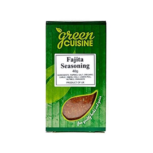 Green Cuisine Fajita Seasoning