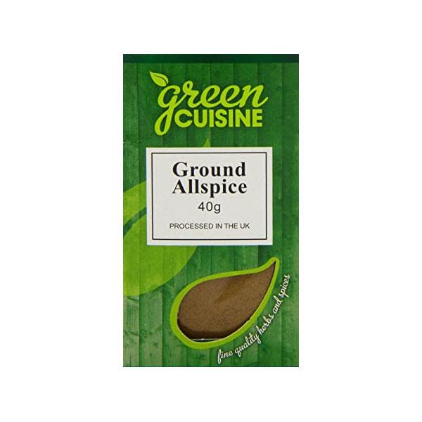Green Cuisine Ground Allspice