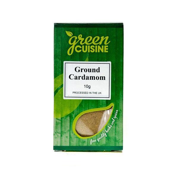 Green Cuisine Ground Cardamom