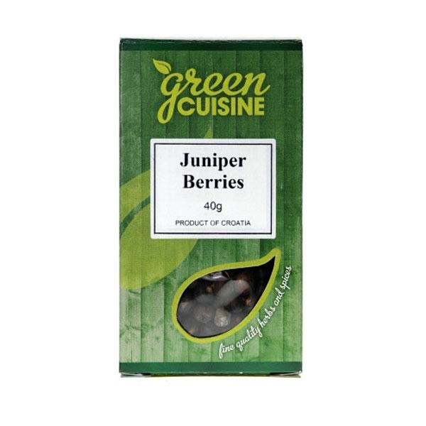Green Cuisine Juniper Berries