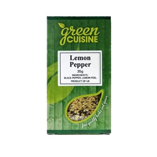 Green Cuisine Lemon Pepper