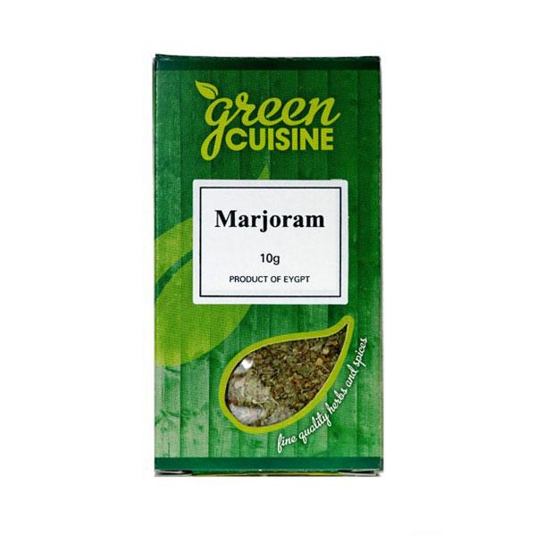 Green Cuisine Marjoram
