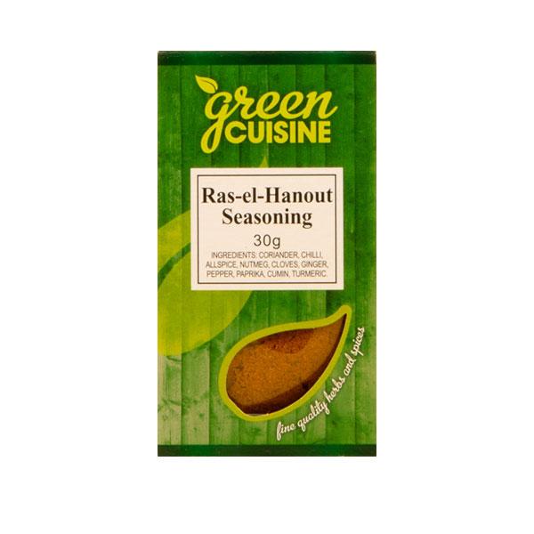 Green Cuisine Ras-el-Hanout Seasoning