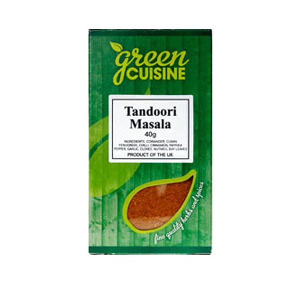 Green Cuisine Tandoori Masala