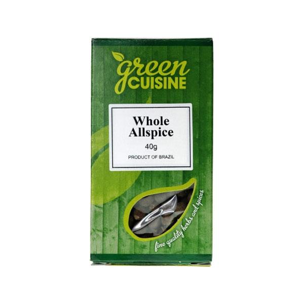 Green Cuisine Whole Allspice